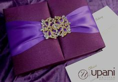 Purple Silk Box