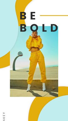 2019 is all about being bold and creating flat designs with depth and shadows. This minimalistic design trend adds dimension and improves usability. graphique Graphic design trends for 2019 Layout Design, Design De Configuration, Graphisches Design, Logo Design, 2020 Design, Text Design, Banner Design, Design Model, Design Ideas