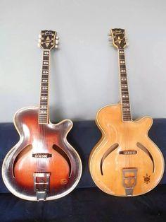 Hoyer Guitars