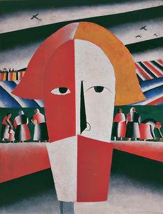 Malevich em 1928