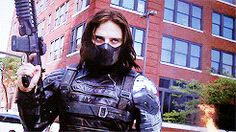 Bucky Barnes -- • Do you think she could've loved me? •