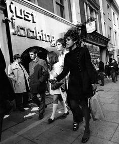 Kings Road in 1968, by Alan Messer