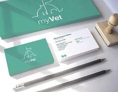Brand identity per ambulatorio veterinario