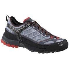 Salewa Firetail EVO GTX.  Waterproof hiking boots that are low-profile