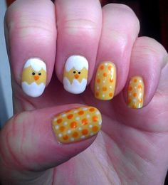 chicken nail art - Google Search