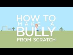 Video from Conscious Discipline that presents a process of a bully's development.