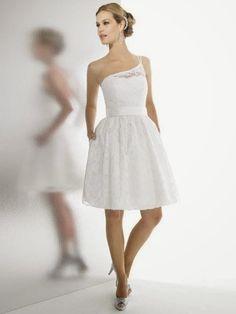Segundo vestido de novia para la fiesta