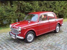 FIAT 1100 MODELO 1960