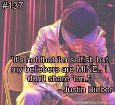 Awww he is just amazing <3 Justin Drew Bieber <3 XD This is why i love him so much... Not just because he is hot but also when he stays strong and loves us Beliebers as much as we love him <3 #JELIEBERFAMILY