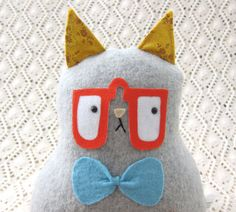 Plush Toy Cat $32