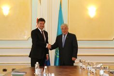 Minister Lajčák in Kazakhstan discusses more intensive cooperation and specific outcomes