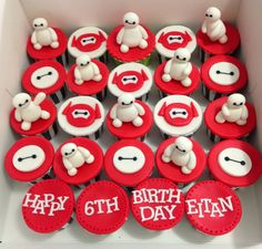 Top 10 Big Hero 6 Birthday Cakes Cake decorating supplies