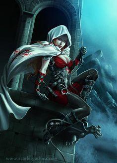 Lady Scarlet Assassin... ;}