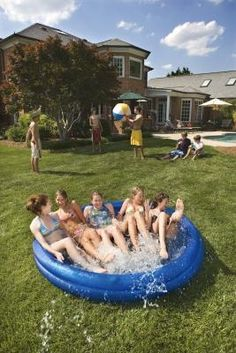 How to Make Simple Wading Pools