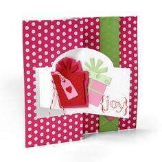 New Sizzix Triplit Dies from Stephanie Barnard - Scrapbook.com