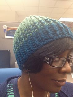 Ravelry: SikeChick's Reversible Strands for Men (and Women, too!)