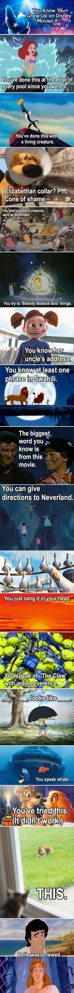 Disney in real life #disney