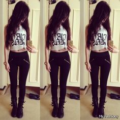 summer clothes for teenage girls tumblr - Google Search