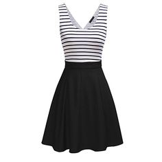 2017 Hot Womens Fashion Black Skater Dress with Shoulder Straps Pleated Hem Braces Dress Saia Femininos Braces Dress Vestidos assisted living -- AliExpress Affiliate's Pin. Click the VISIT button to find out more on AliExpress website