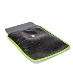 loving this ipad case made from recycled car tires.
