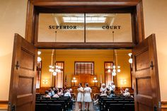 I Love Courthouse Elopements So Was Already On Board When Amanda And Atalia Asked Me To Photograph Their Intimate Wedding They Told It Going