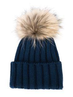 a7a650169a0 Catya Kids pom pom knitted hat