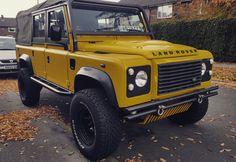 Land Rover Defender 110 Soft Top