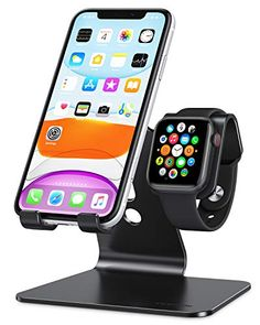 #OMOTON #iWatch and #iPhone Stand