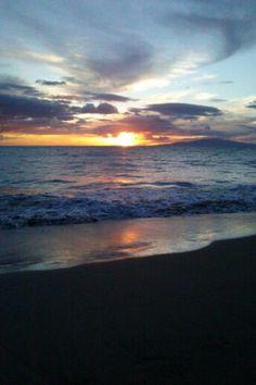 Sunset Maui