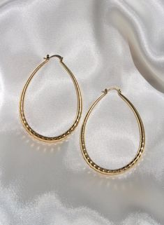Q Gold Stainless Steel Polished Music Note Post Earrings