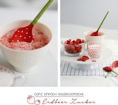 strawberry sugar...how to...