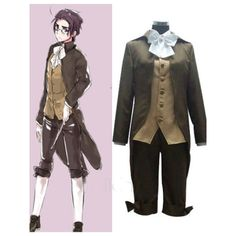 Axis Powers Hetailia Austria Cosplay Costume For Sale