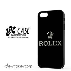 Rolex Logo DEAL-9298 Apple Phonecase Cover For Iphone SE Case