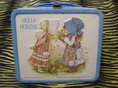 Holly Hobbie lunchbox came before my Disco Fever one...slight difference!