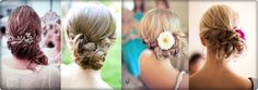 Classy and relaxed hairstyles.