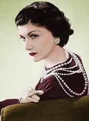 """The French designer, Gabrielle Bonheur """"Coco"""" Chanel was a major influence in 1920s fashion"""