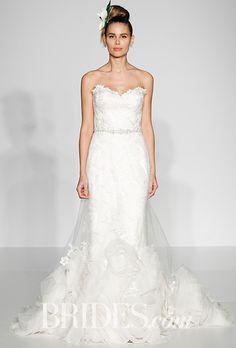 Brides.com: . Wedding dress by Maggie Sottero