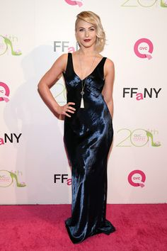 Julianne Hough - Celebs Promote FFANY Shoes in NYC