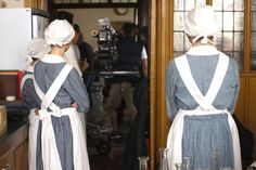The curtain came down on Downton for the very last time - and it was an emotional affair..