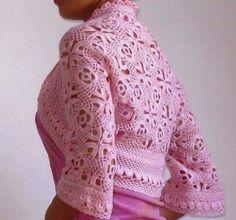Roze bolero