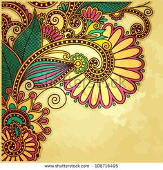 Arte e grafica vettoriale d'archivio di Ornamental Ethnic | Shutterstock