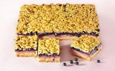 Čučoriedkový koláč s pudingom » Pečenie je radosť! - Hera