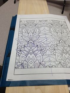 Coloring books are no longer just child's play. In fact, the trend of adult coloring books is a booming business these days, spawning tons of books, colored pen�