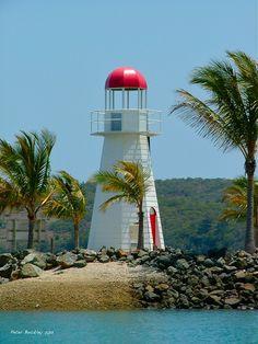 Lighthouse, Hamilton Island, Australia | Peter Buckley on 500px