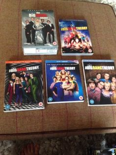 The big bang #theory 1-8 #complete box set dvd & blu ray,  View more on the LINK: http://www.zeppy.io/product/gb/2/222170590689/