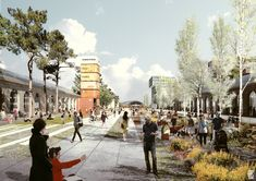 All sizes | KCAP/MUTABILIS - Bordeaux, FR - Urban Planning | Flickr - Photo Sharing!