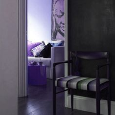 Lucky Feng Shui colour, purple colour schemes to Feng Shui room in 2011, the year of the Rabbit