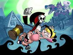 The Grim Adventures