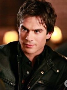 #TVD The Vampire Diaries   Damon(I think?)