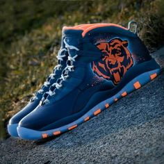2014 Chi Bears edition Air Jordans